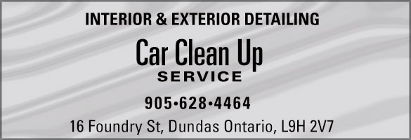 Car Clean Up Serivce, Car Detailing Interior and Exterior, in Dundas Ontario