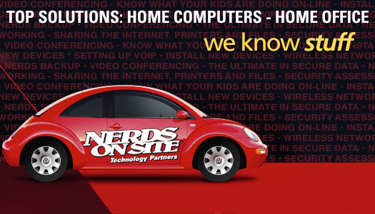 Nerds On Site Home Computer and Office Computer Help and Service