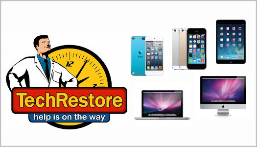 Tech Restore Apple Certified Technicians Repair and Refurbish Apple Products