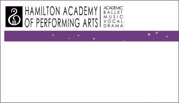 Hamilton Academy of Performing Arts