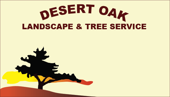 Desert Oak Landsacpe and Tree Service