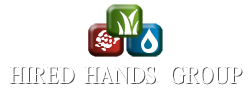Hired Hands Logo
