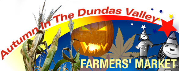 Autumn In Dundas Ontario Graphic