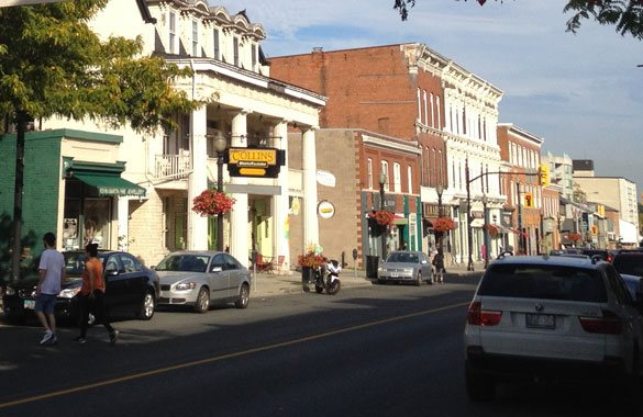 Dundas Downtown