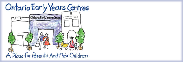 Ontario Early Years Centre Serving The Dundas and Ancaster Areas