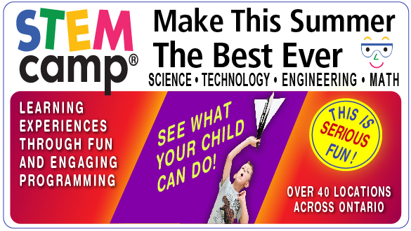 STEM Camp: Science, Technology, Engineering, Mathematics in Dundas Ontario
