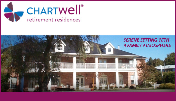 The Chartwell Georgian Retirement Home In Dundas Ontario