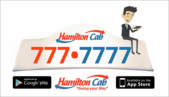 Hamilton Cab Serving Dundas and Hamilton Region